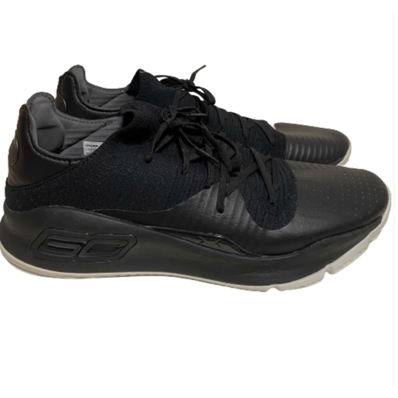 Under Armour Steph Curry 4 signature low men's basketball shoes 3000083-004